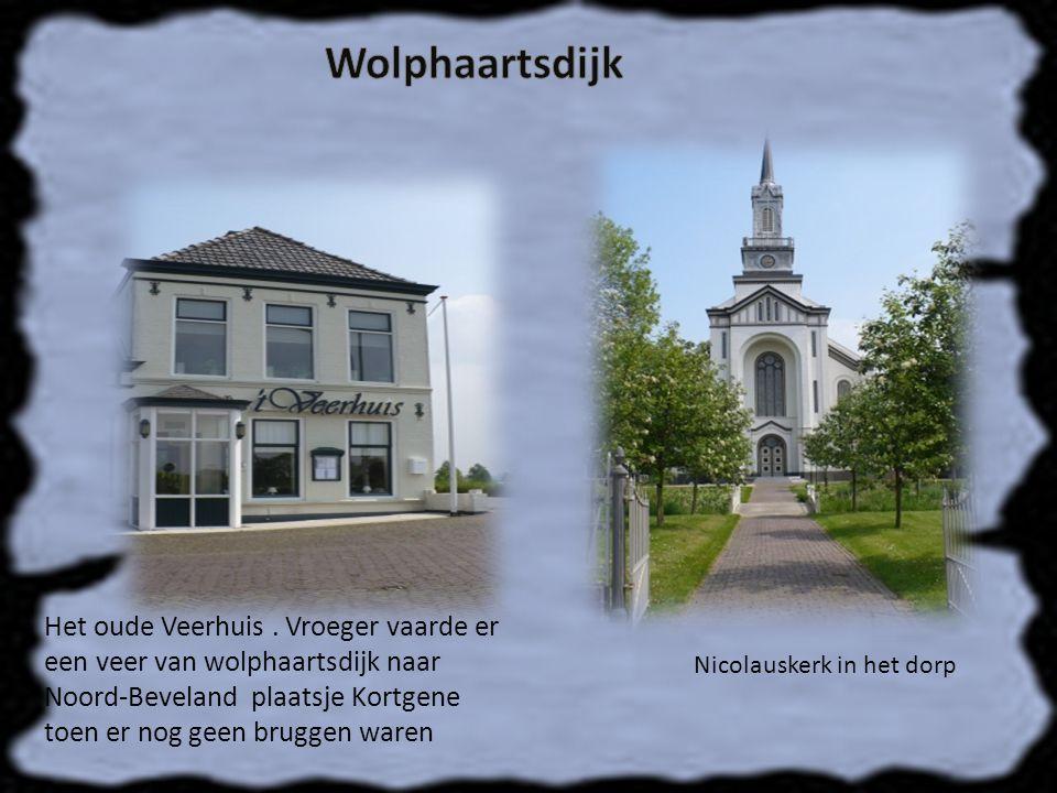 Het oude Veerhuis.