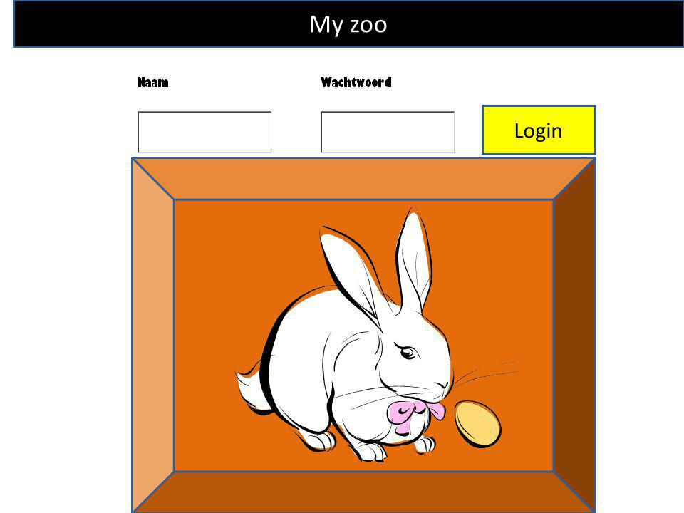 My zoo Login