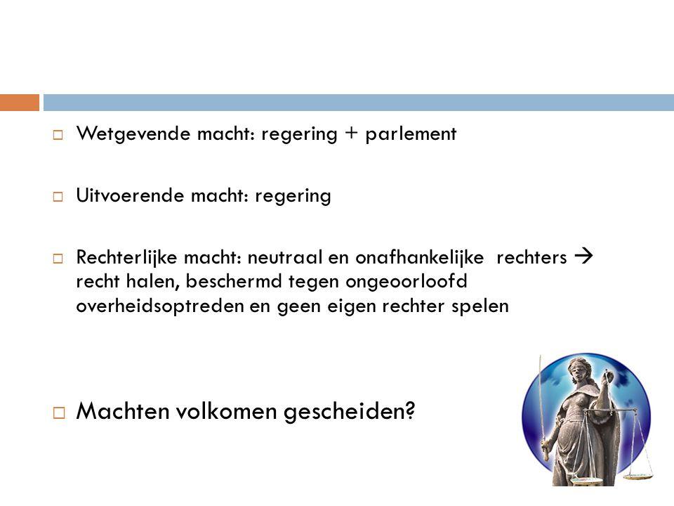 2. Grondrechten  Onderverdeling grondrechten: - Klassieke grondrechten - Sociale grondrechten