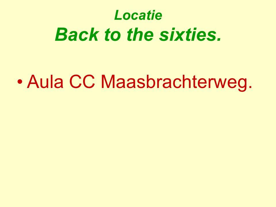 Aula CC Maasbrachterweg.