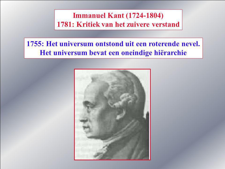 Henry Cavendish (1731-1810) 1766: Waterstof is een element 1797: Bepaling van de gravitatie constante