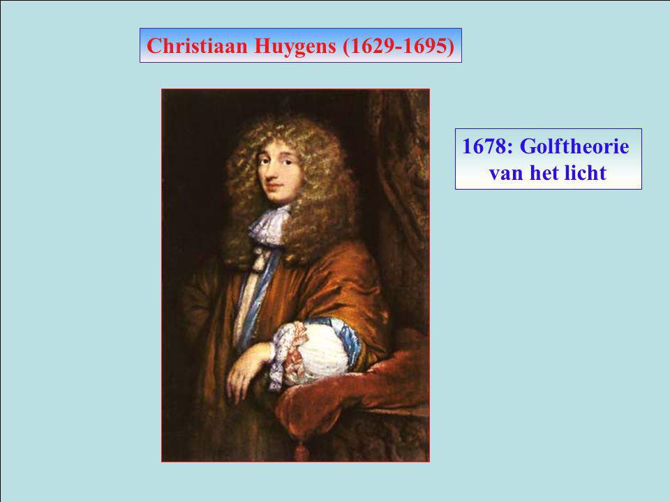 Gottfried Leibniz (1646-1716) 1684: Differentiaal rekening