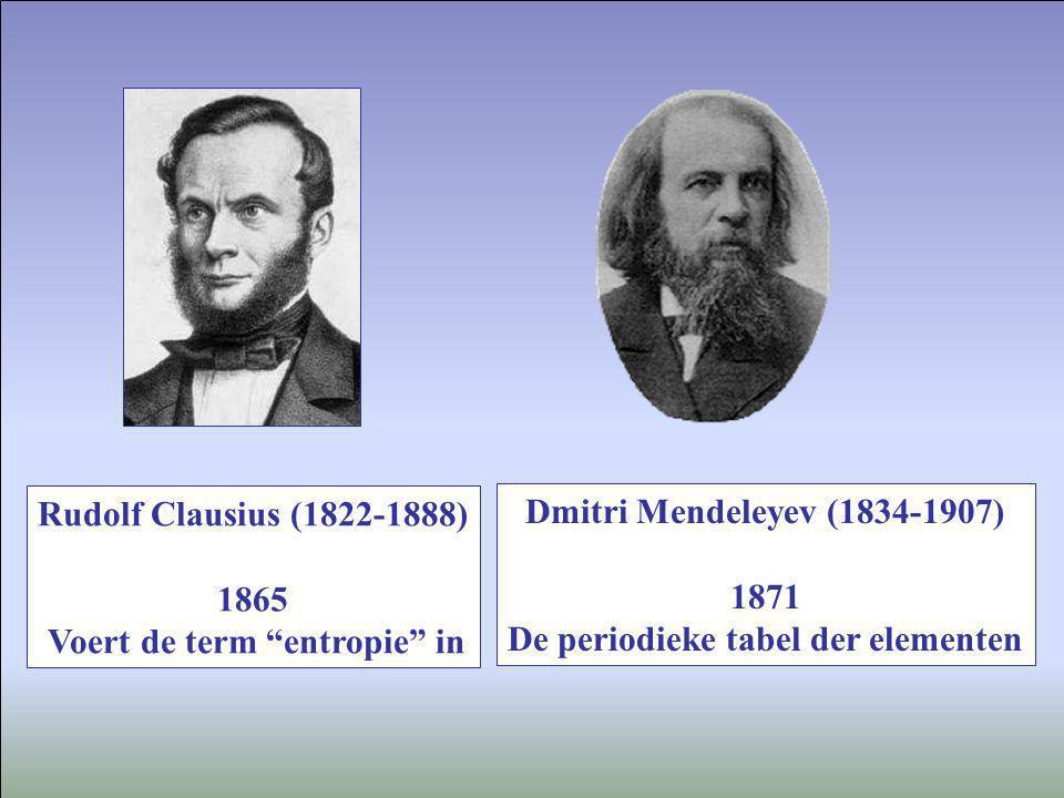 Josef Stefan 1879: De wet van Stefan Wilhelm Wien (1864-1928) Nobelprijs 1911 1893: De verschuivingswet