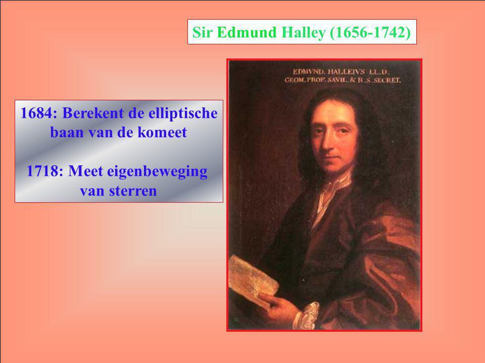 George Berkeley (1685-1753) 1721: Zonder massa bestaat de ruimte niet