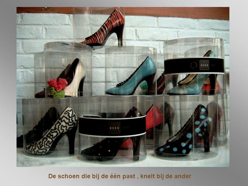 De schoen die bij de één past, knelt bij de ander