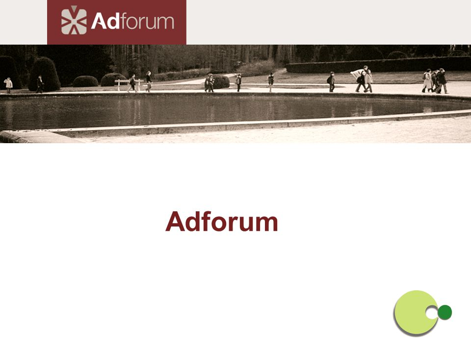> Adforum: > Partners: