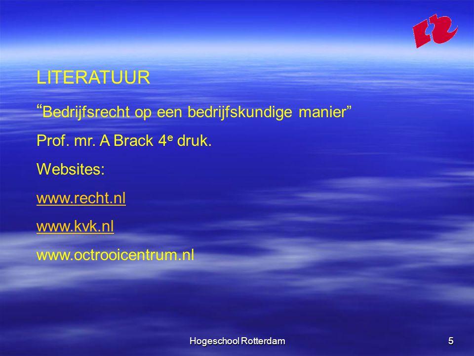 Hogeschool Rotterdam26 VOORDEEL KORT GEDING: RECHTER KAN EEN REGELING TREFFEN, DIE AFWIJKT VAN DE EIS.