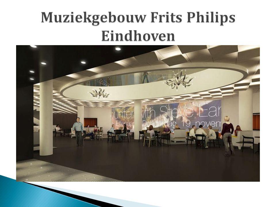  Kies op basis van de programmering van Muziekgebouw Eindhoven 2 andere vergelijkbare locaties.