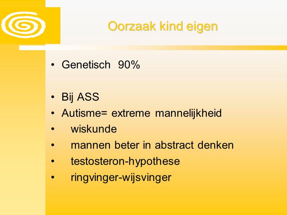 AD(H)DAD(H)D -Prikkelselectie stoornis -Groot verschil tussen ♀♂ in de kinderleeftijd
