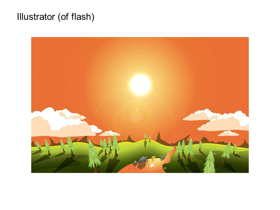 Illustrator (of flash)