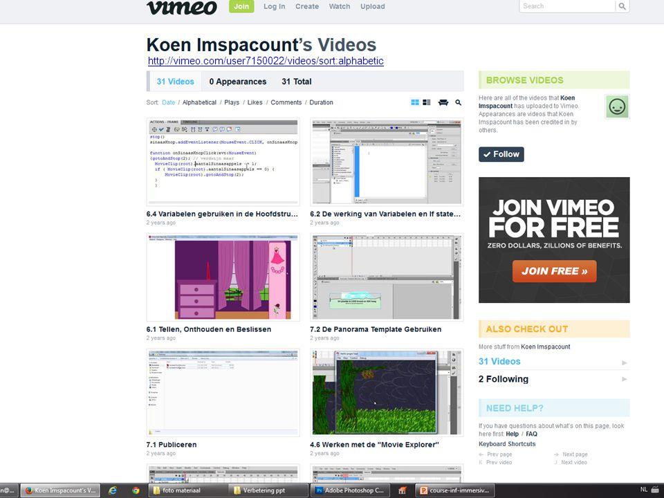 http://vimeo.com/user7150022/videos/sort:alphabetic