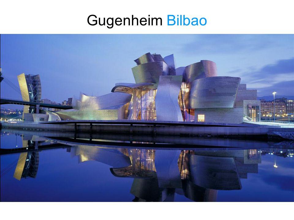 Gugenheim Bilbao