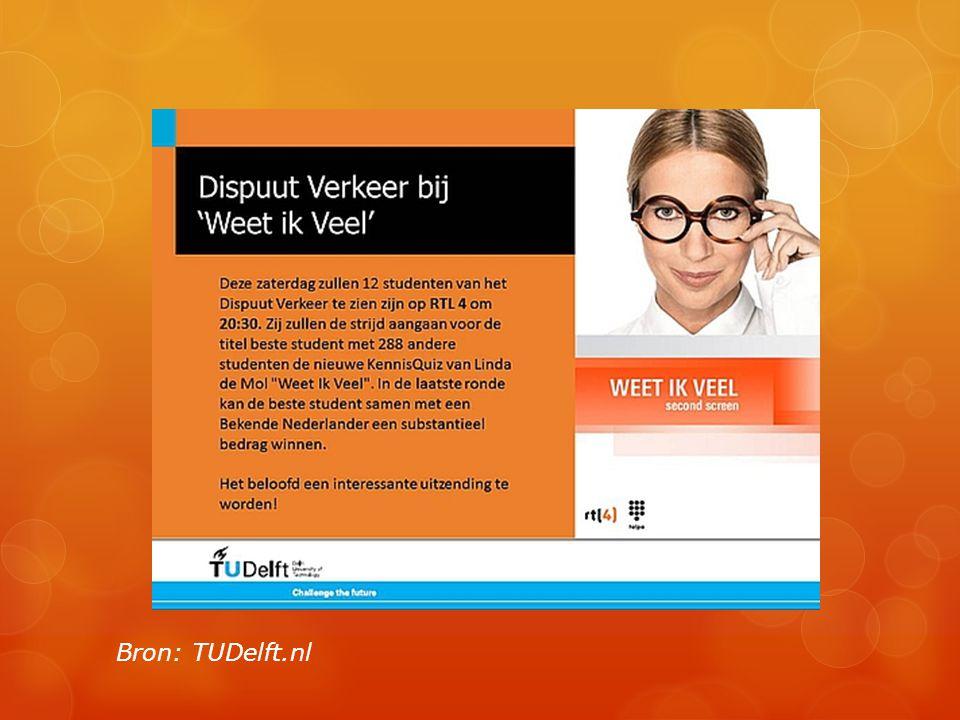 Bron: TUDelft.nl