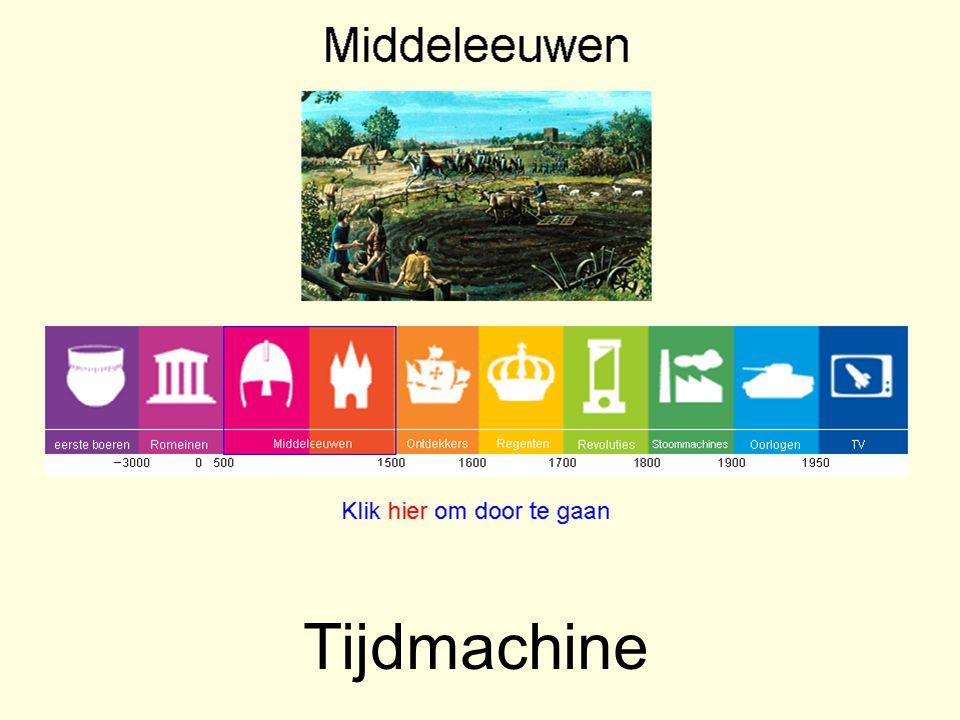 Tijdmachine