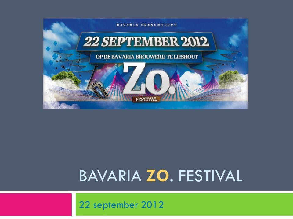 BAVARIA ZO. FESTIVAL 22 september 2012