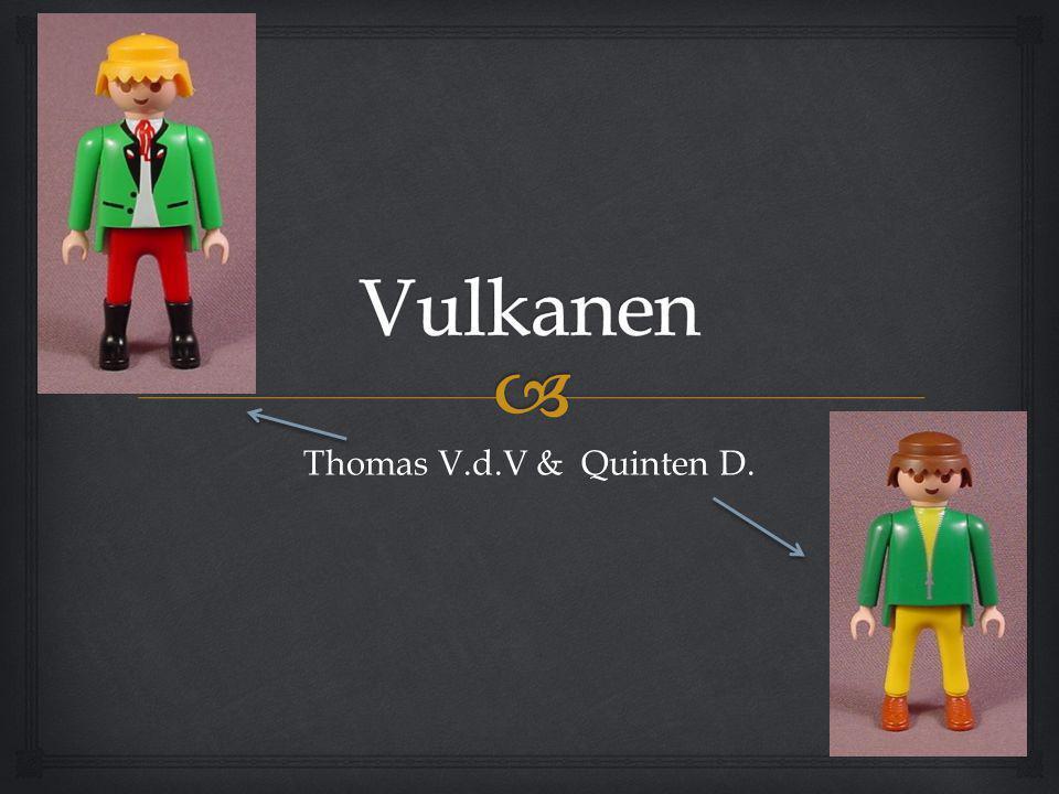 Thomas V.d.V & Quinten D.