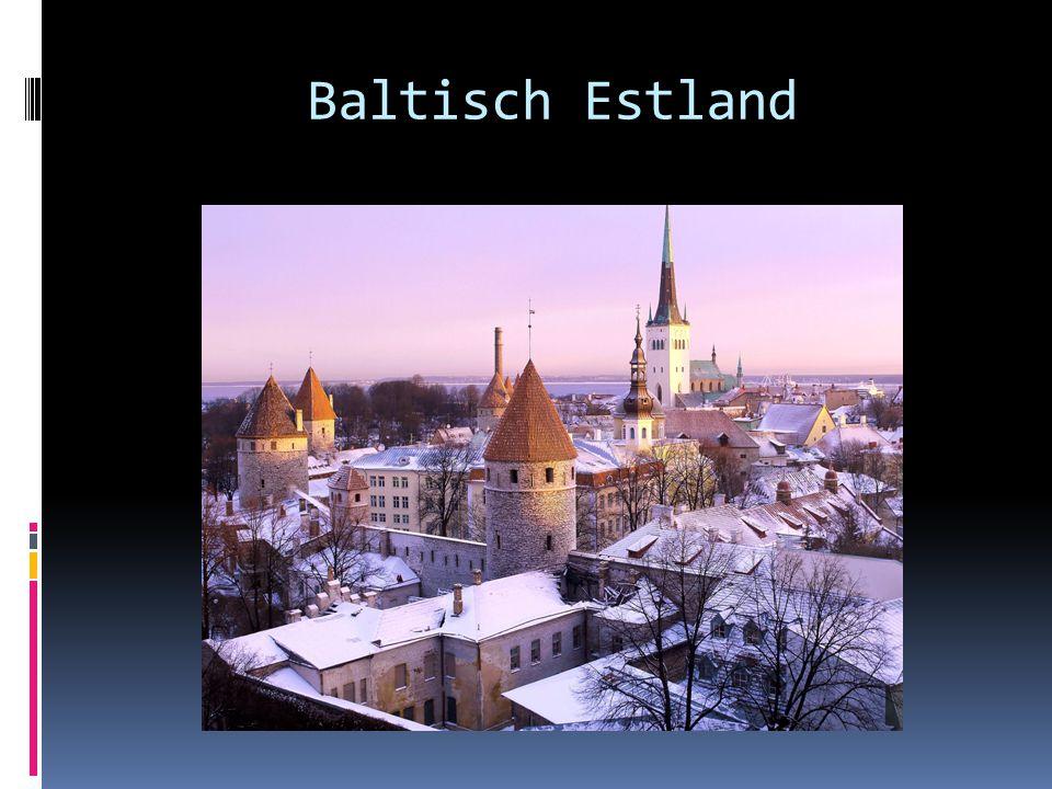 Baltisch Estland
