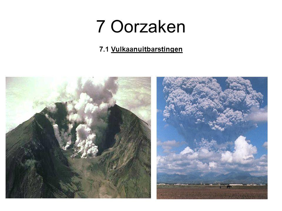 7.1 Vulkaanuitbarstingen