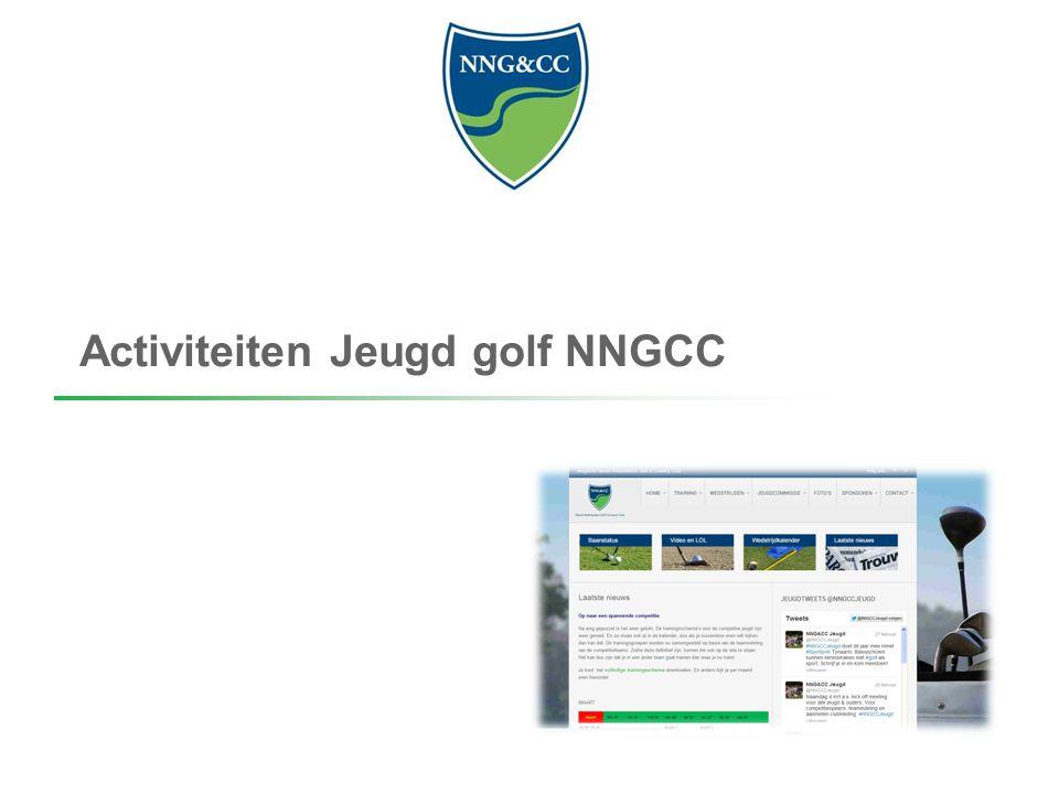 Activiteiten Jeugd golf NNGCC