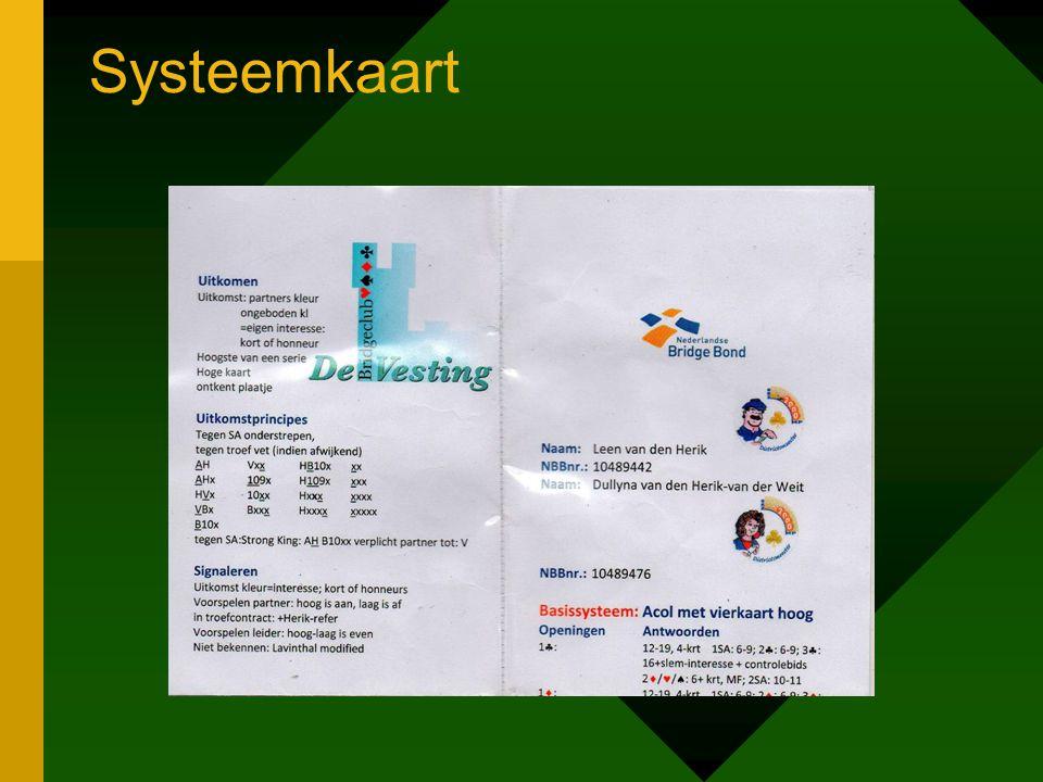 Systeemkaart