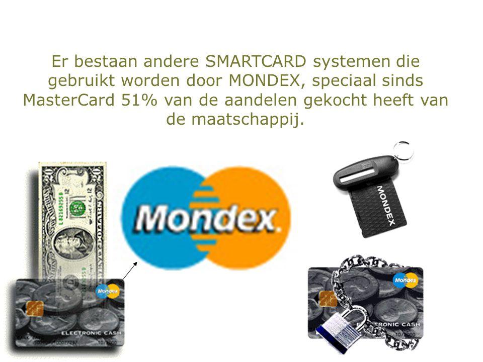 """Meer dan 250 corporaties en 20 landen zijn betrokken bij de distrobutie van MONDEX aan de wereld en veel naties zijn """"bevoorrecht"""" om het systeem te g"""