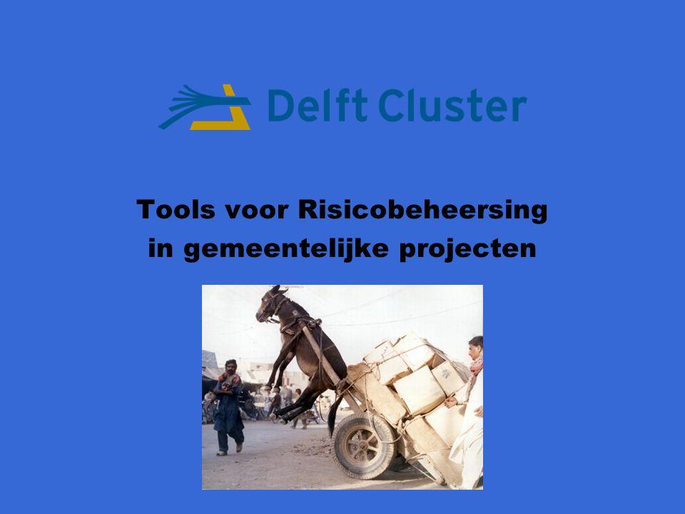 Tools voor Risicobeheersing in gemeentelijke projecten