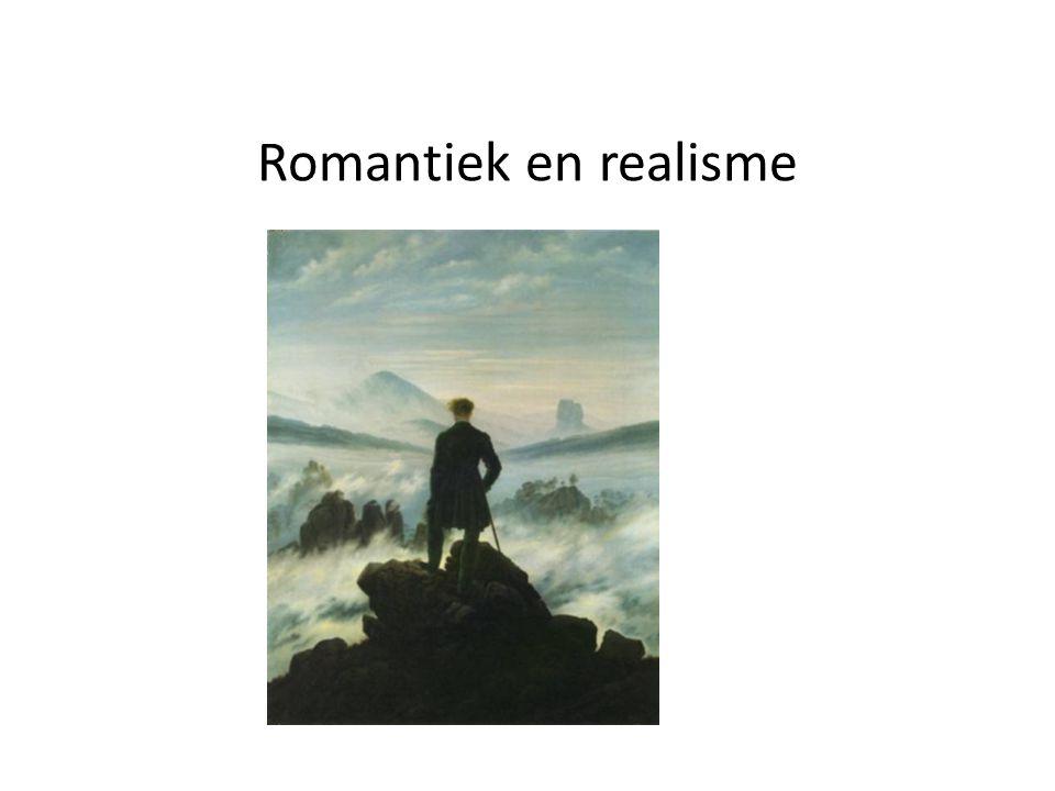 Romantiek en realisme