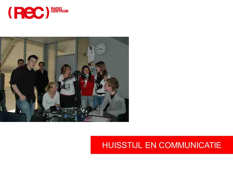 HUISSTIJL EN COMMUNICATIE