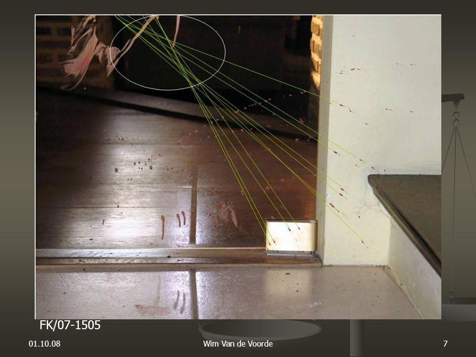 01.10.08Wim Van de Voorde7 FK/07-1505