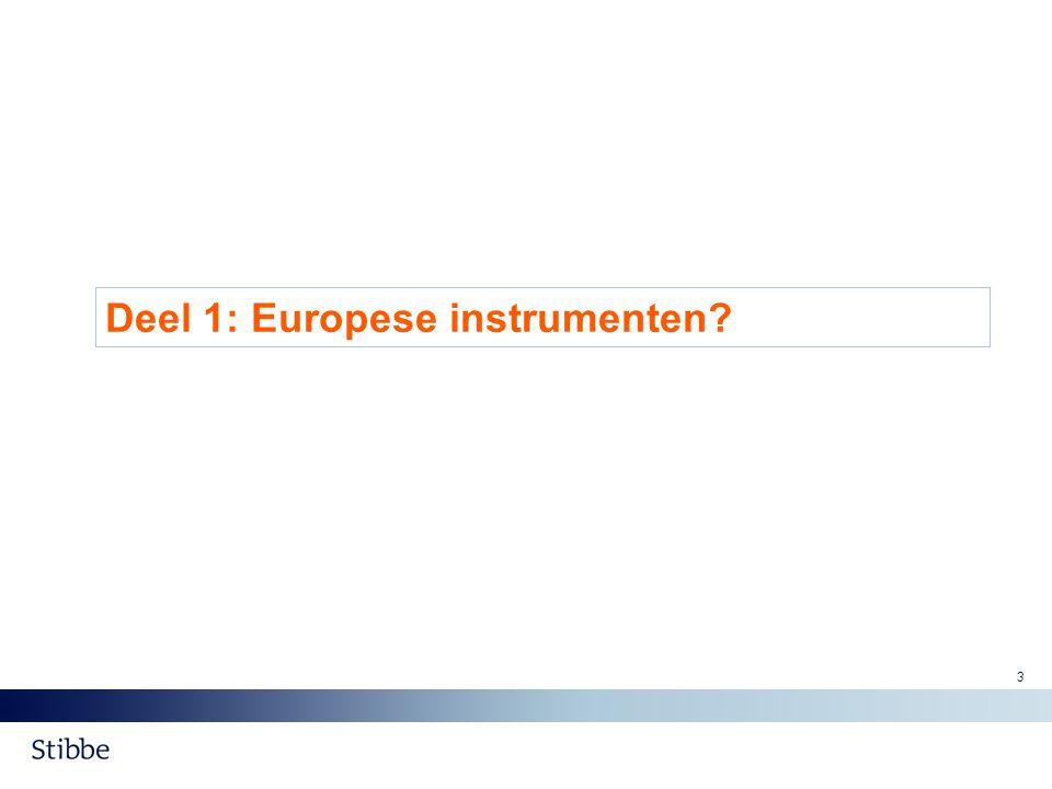 24 Europees Betalingsbevel (4) Procedure voor het verkrijgen van een EBB.