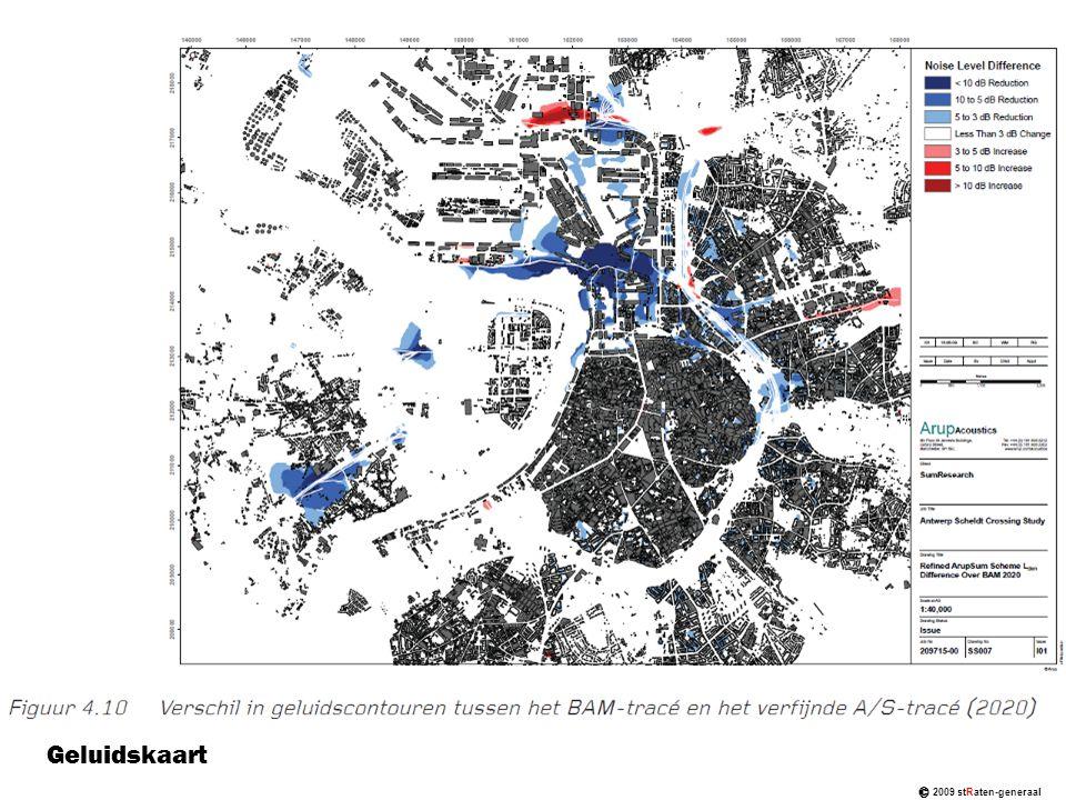 © 2009 stRaten-generaal Geluidskaart