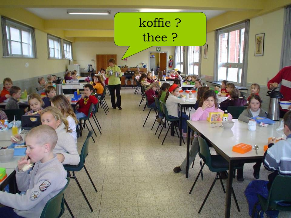 schoolklassen: 3de leerjaar zeeklassen: 4de leerjaar bosklassen: 5de leerjaar eindejaarsklassen: 6de leerjaar