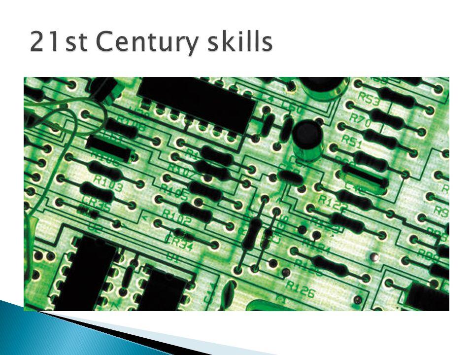  Communicatie  Samenwerken  ICT Geletterdheid  Creativiteit  Kritisch denken  Probleemoplosvaardigheden  Sociale en/ culturele vaardigheden (incl burgerschap)