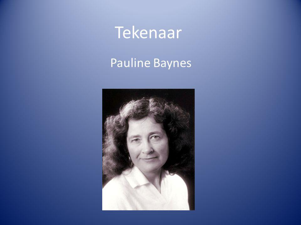 Tekenaar Pauline Baynes