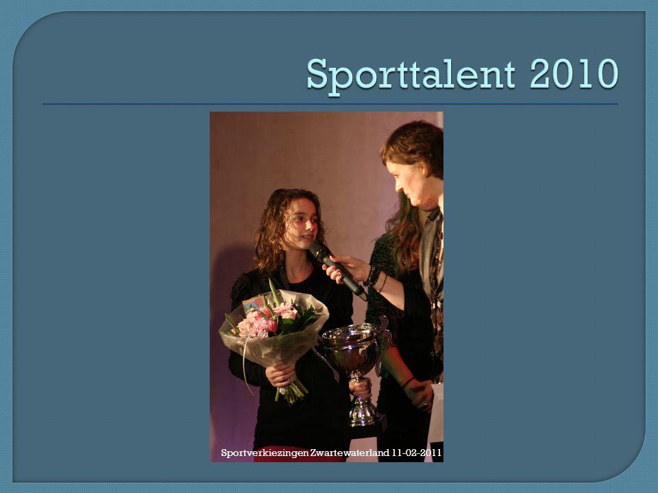 Sportverkiezingen Zwartewaterland 11-02-2011