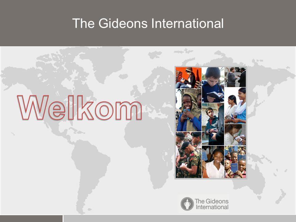  Historie  Doelstelling  Organisatie  Gideons Nederland  Camp Rotterdam e.o.