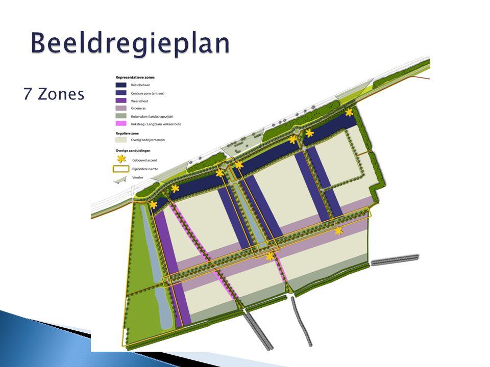 Beeldregieplan 7 Zones