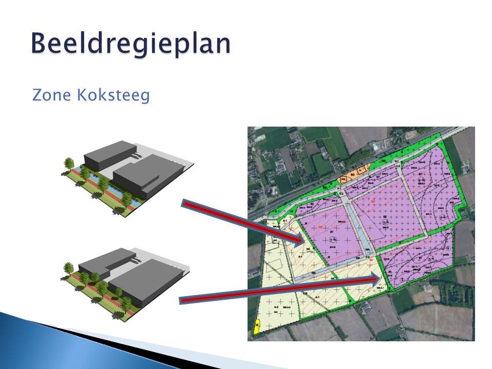Beeldregieplan Zone Koksteeg