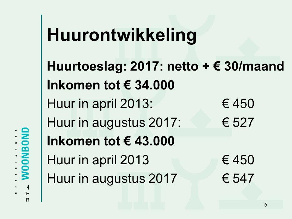 7 Conclusie Rigo 2013: 724.000 onder de armoedegrens 2017: 850.000 onder de armoedegrens