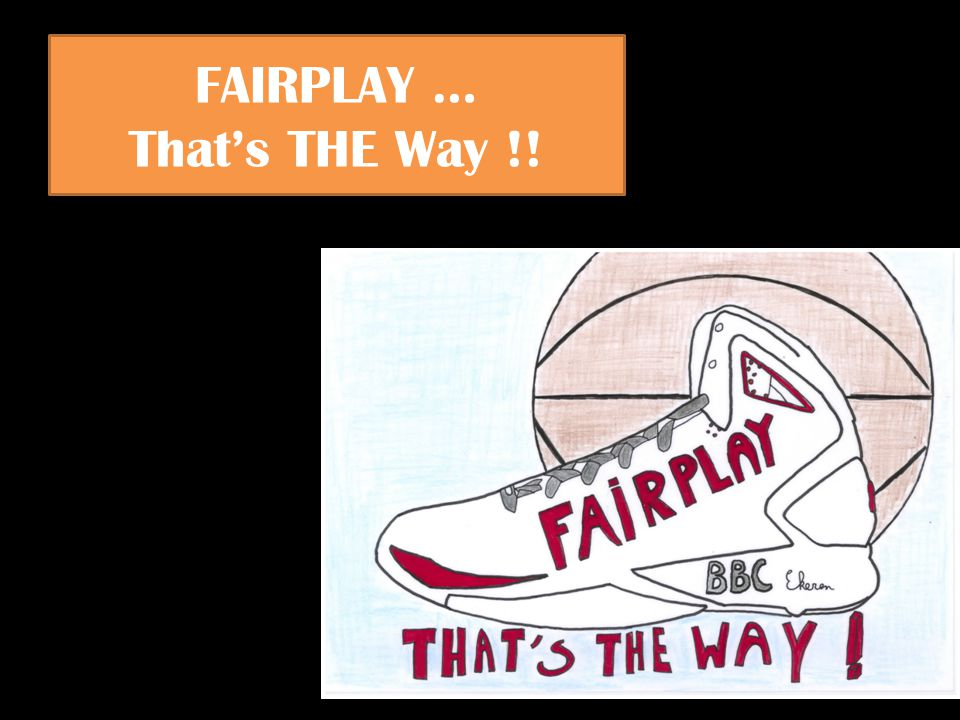 FAIRPLAY … That's THE Way !!