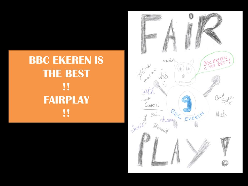 BBC EKEREN IS THE BEST !! FAIRPLAY !!