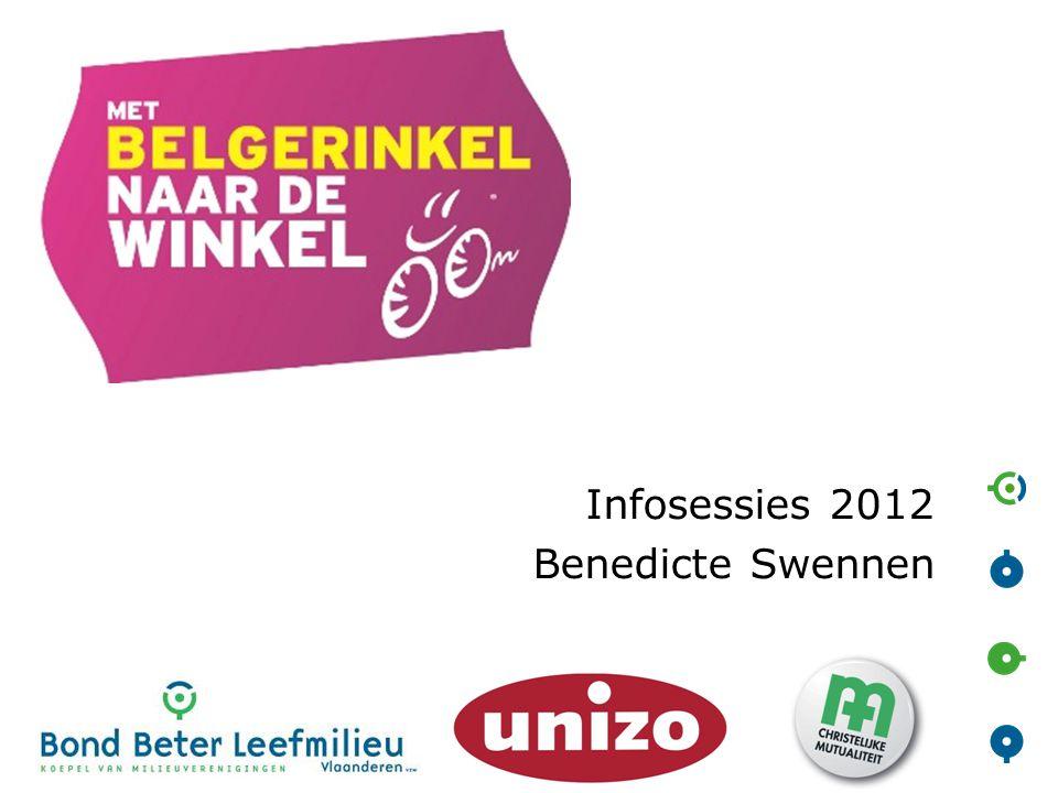 Infosessies 2012 Benedicte Swennen