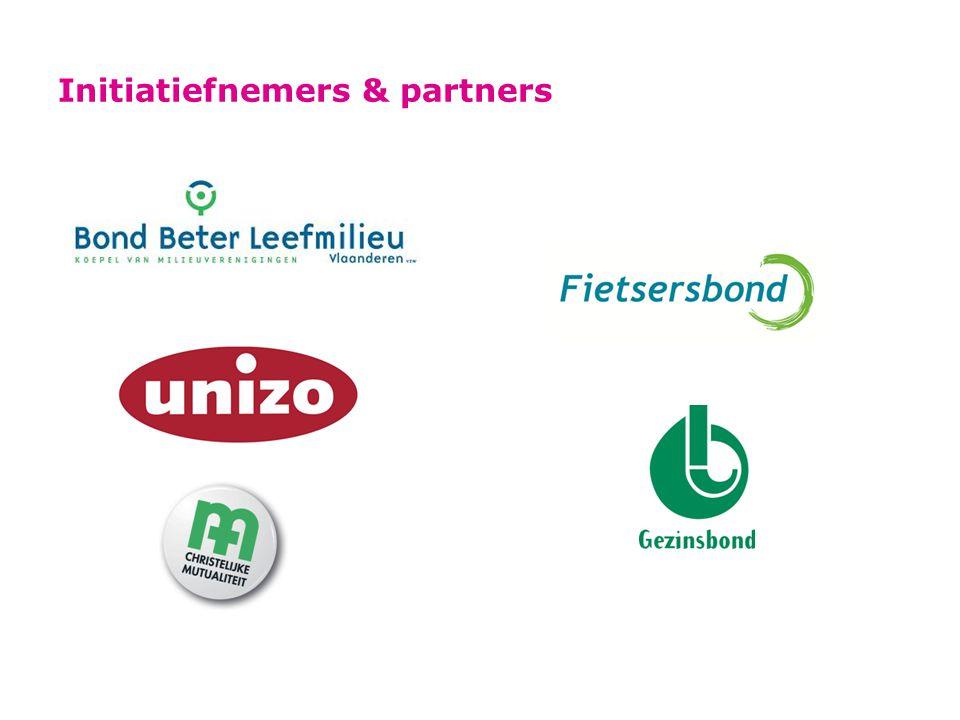 Initiatiefnemers & partners