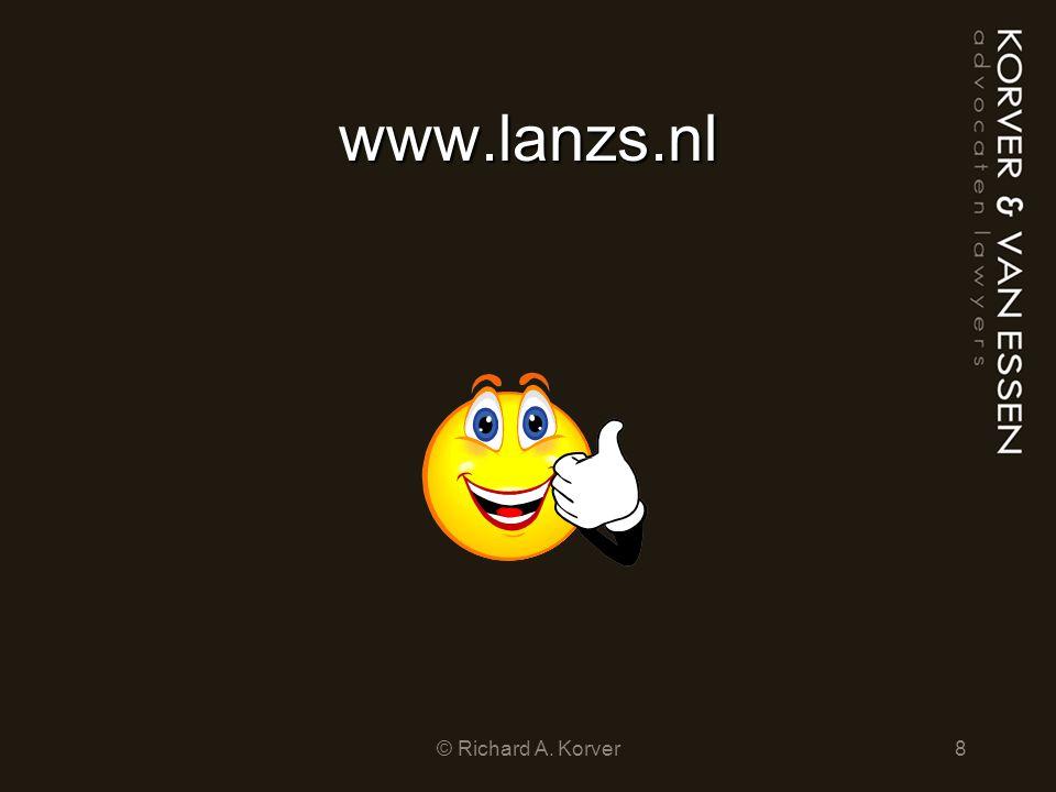 www.lanzs.nl 8