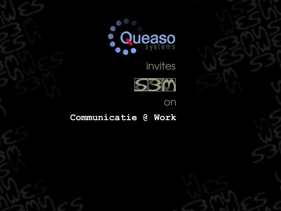 Communicatie @ Work