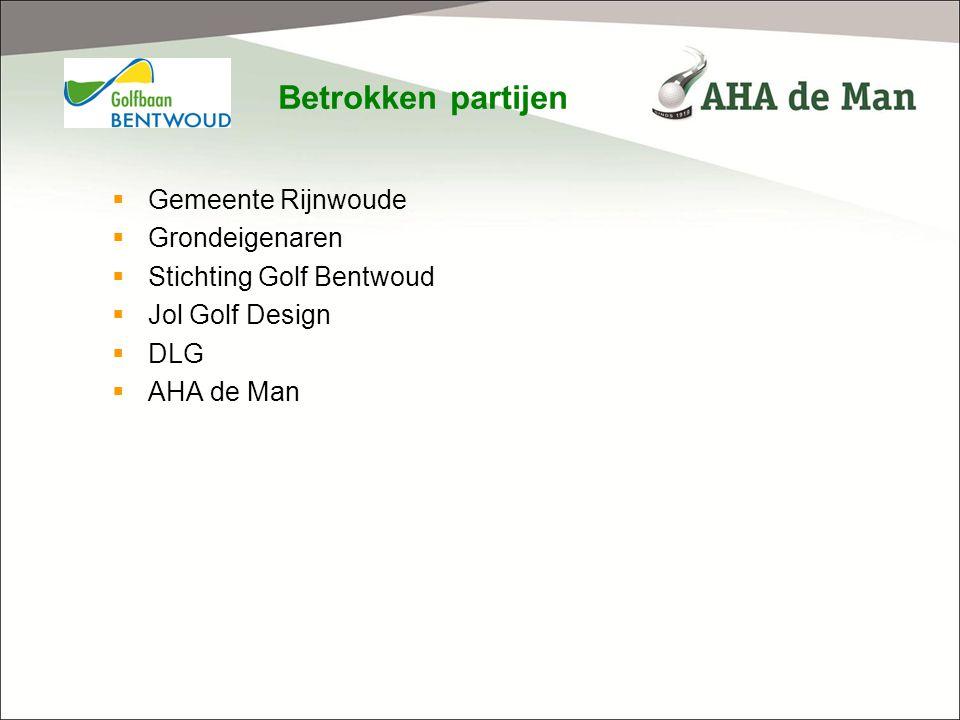 Procedures en vergunningen  Bestemmingsplanwijziging door gemeente Rijnwoude  Artikel 19 procedure  M.E.R.