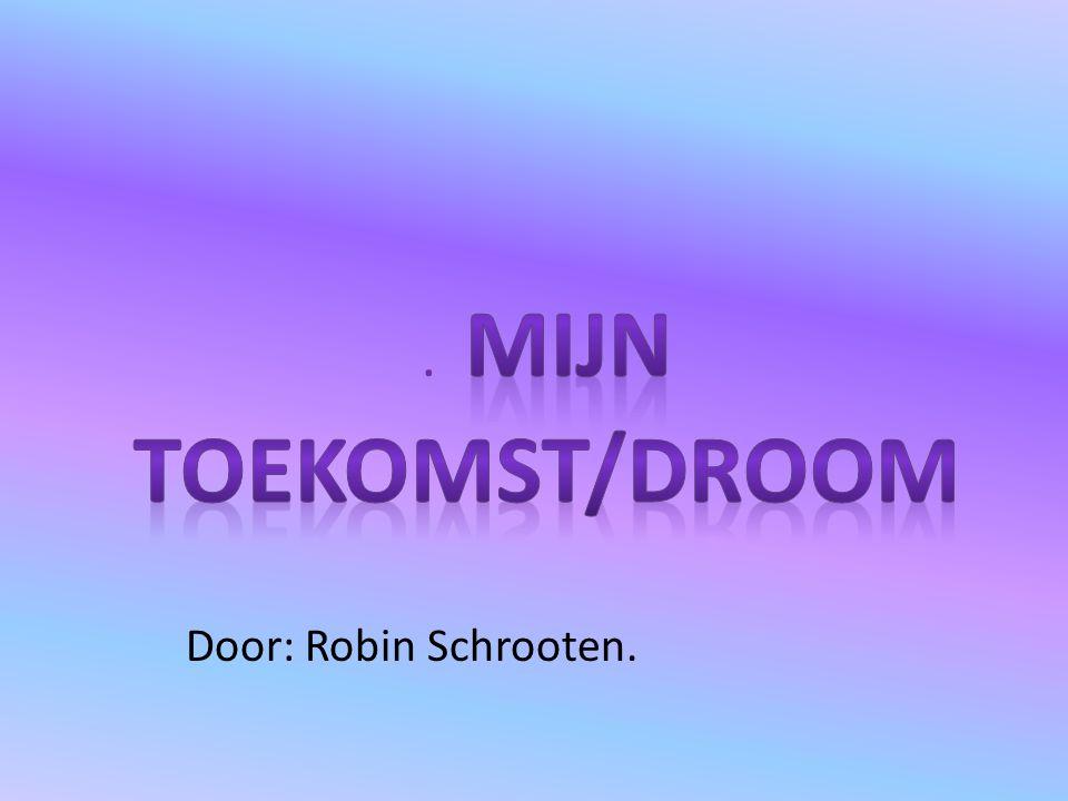 Door: Robin Schrooten.