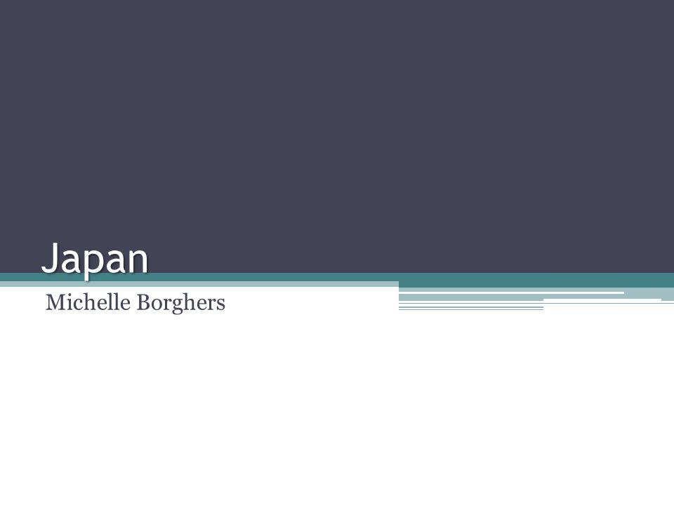 Japan Michelle Borghers