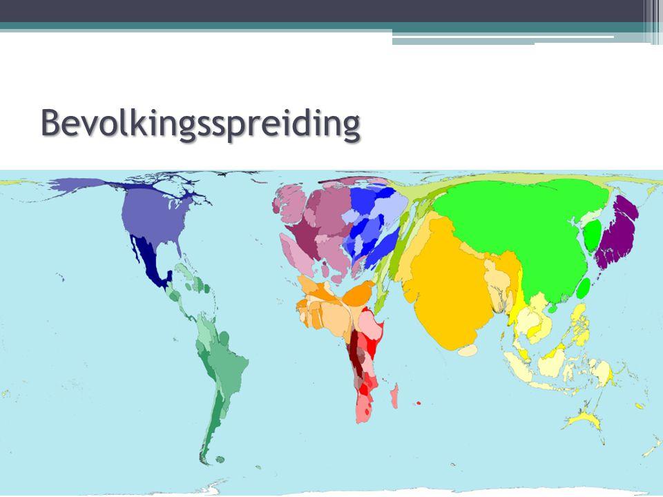 Bevolkingsspreiding