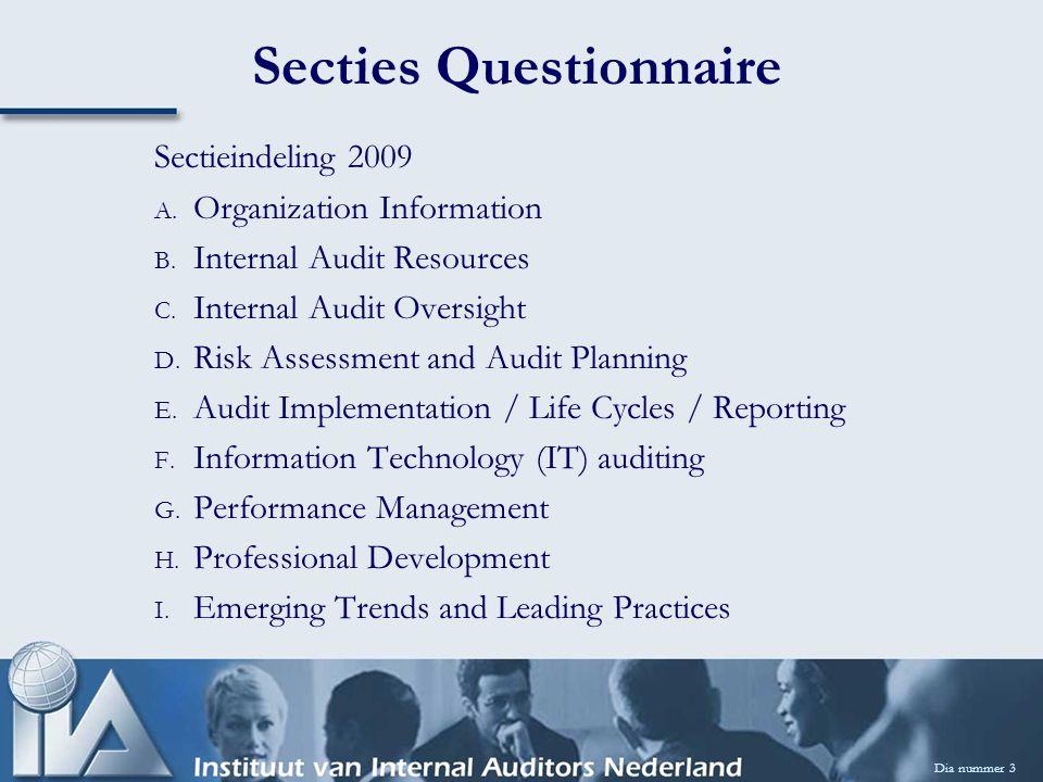 B.Internal Audit Resources Dia nummer 14 Sourcing B14.